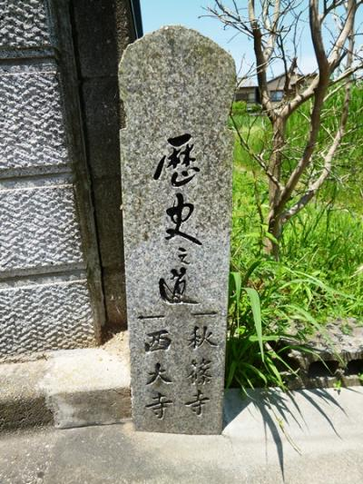 奈良歴史の道 佐保・佐紀路をてくてく