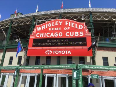 MLB観戦日記 in シカゴ 2016【3~4日目】