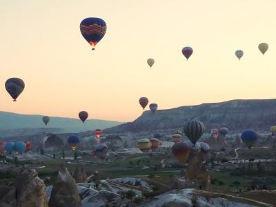 トルコ世界遺産の旅