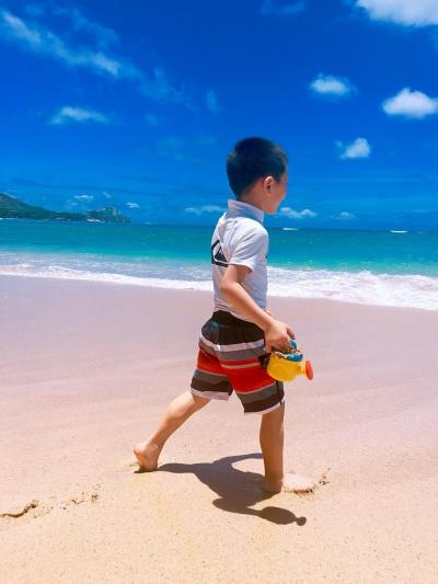 3泊5日Hawaii子連れ旅行記