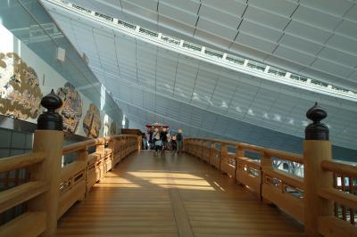 初のシニア割☆搭乗口に行かない羽田空港ターミナル巡り part2♪