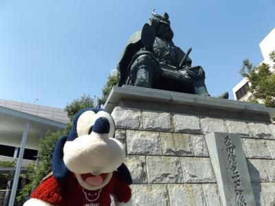 グーちゃん、下部温泉へリベンジに行く!(えっ!電車が鹿さんに衝突!編)
