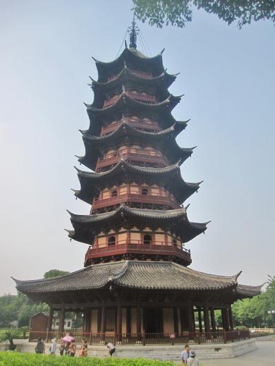 初めての中国旅行(上海、蘇州、無錫)