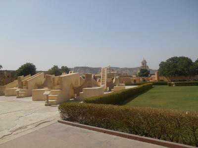 インドの世界遺産 ジャンタル・マンタル天文台