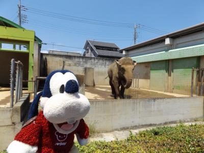 グーちゃん、下部温泉へリベンジに行く!(遊亀公園附属動物園訪問!編)