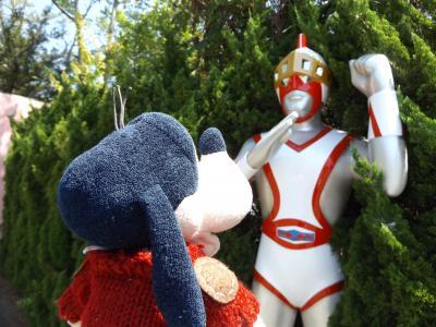 グーちゃん、下部温泉へリベンジに行く!(遊亀動物園の可愛い仲間たち!編)