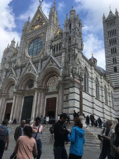 第3回 イタリア&ちょっとパリ旅行②(シエナ フィレンツェ編)