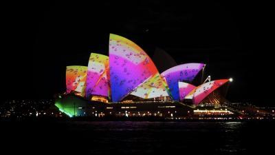 初上陸!オーストラリア大陸!   in  Sydney