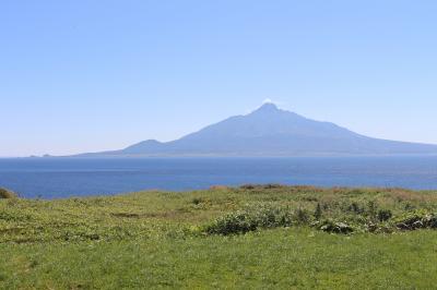 利尻島、礼文島への旅、すばらしい利尻山の眺めと礼文島トレッキングでした。