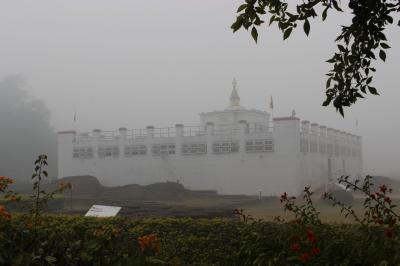ネパール'17~'18②~ルンビニとダルバール広場と