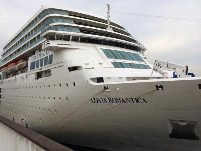 COSTA neo ROMANTICAで航く太平洋周遊クルーズ 01