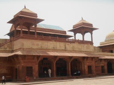 インドの世界遺産 ファテープル・シークリー