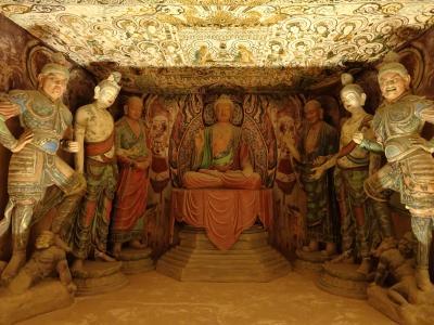 中国シルクロードの旅#2 敦煌に到着してブラリ観光 (2018年5月)