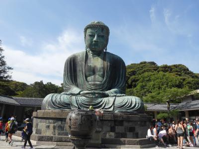 江の島.鎌倉.東京旅行
