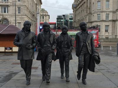 ビジネスクラスで行く!男一人の年末ロンドン&年始パリ 2日目 ~ビートルズを訪ねて日帰りリバプール。~