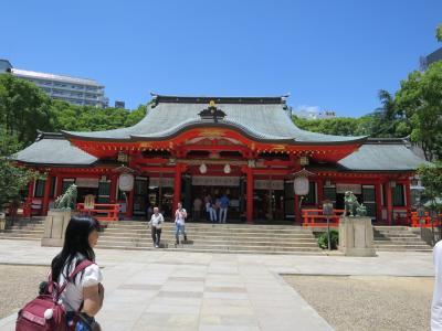 神戸から芦屋でのんびりとのつもりが