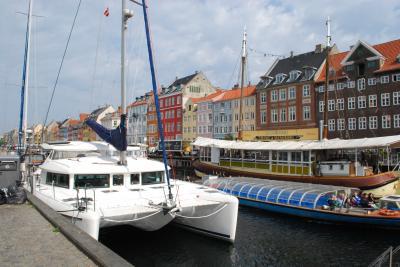 5月ベストシーズン!初夏の北欧4カ国とエストニア13日間(1)初めてのコペンハーゲン!