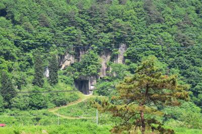 院内町の歴史・文化散歩と院内石採石場跡見学 ~始まりはカルデラ地形~(秋田)