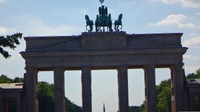 ドイツ大周遊(26) ベルリンの観光 中巻。
