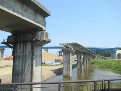 東北が好き!(9)鉄路が寸断された気仙沼線BRT,さんさん商店街の南三陸町を通って