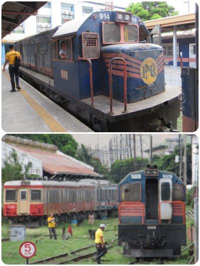 Alabang駅からTutuban駅までフィリピン国鉄乗車 1/JUNE №2