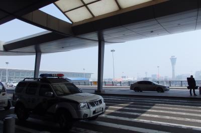 2018.03 西安旅行(15)西安咸陽国際空港へ