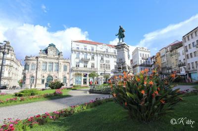 ディスカバー☆ポルトガル!ぐるっと1周ポルトガルの魅力発見の旅(6)【世界一美しい図書館のある街コインブラ】