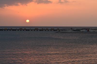 修学旅行以来の沖縄へ 2日目<野球キャンプ見学も>