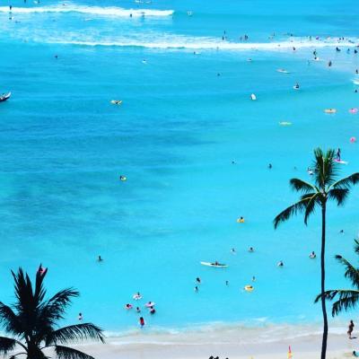ハワイ二人旅2017④