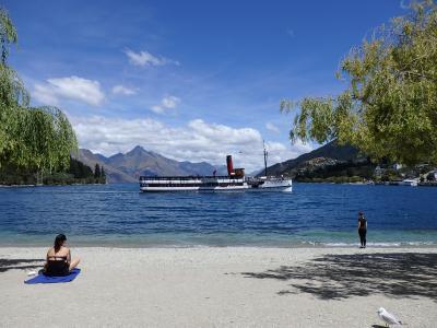 レンタカーで巡る年末年始のニュージーランド・2週間の旅〈12〉 ~快晴のクイーンズタウンで街歩き~