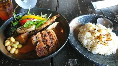 函館で食べてます
