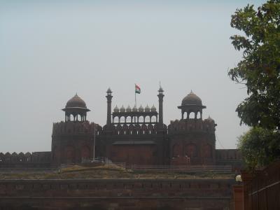 インドの世界遺産 レッドフォート
