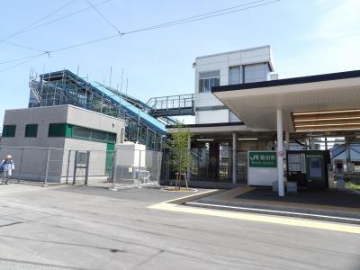 JR番田駅
