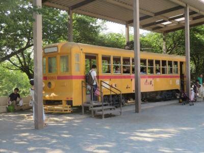 東京・王子の飛鳥山公園の博物館見学と隅田川水上バス乗船