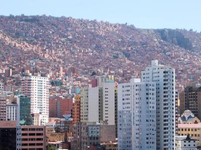 2016 GW ボリビア、ペルー旅② プーノからラパスへバス移動の巻