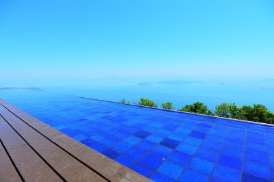 琵琶湖テラスからの絶景を楽しむ