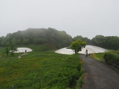 瀬戸内2018GW 讃岐うどんと島めぐり ④やっぱり雨の豊島