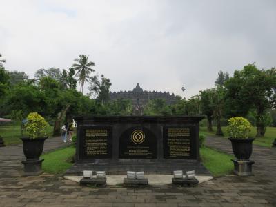 2018小満「インドネシアへ一人旅」(2_ボロブドゥールへ)