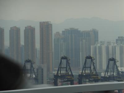 年末年始に約30年ぶりの香港 Vol.1(成田~ホテル)