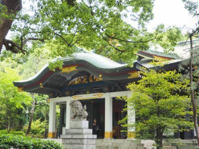 王子神社 東京十社めぐり⑥ 北条氏から徳川家まで崇敬厚く。吉宗公は飛鳥山を寄進、桜を多く植えて庶民遊楽の地とした地