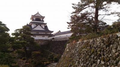 2018.02 四国バースデー切符の旅(8)朝のひととき、高知城と日曜市へ。