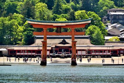 2018 大人の修学旅行、広島へ 3.【世界遺産】神宿る宮島