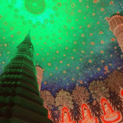 ☆☆☆バンコク 女子旅☆☆☆~⑥最終章!55階からのキラキラ夜景&HARNNのおぬしで締めくくるの巻~