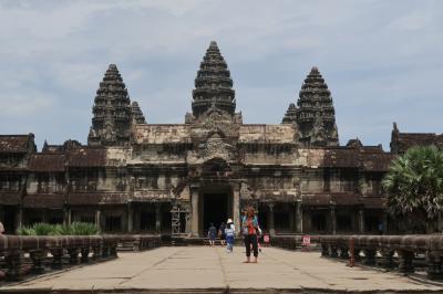 GWに行く、5泊7日の初カンボジア!!2日目