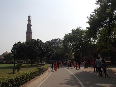 インドの世界遺産 クトゥル・ミナール