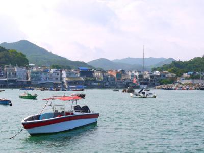 ノリで行ってみた香港・1泊4日 食欲と物欲を満たしたい女2人旅 『その1・出国~南Y島』