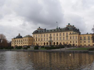 フライングGWに行く!スエーデン&ヘルシンキ&タリン 3【続・地下鉄アート巡りとドロットニング宮殿】