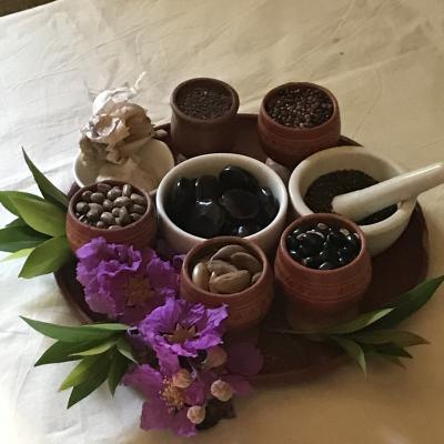 【完全菜食】カルナカララでアーユルヴェーダ【なぜか太る(´・ω・`)】