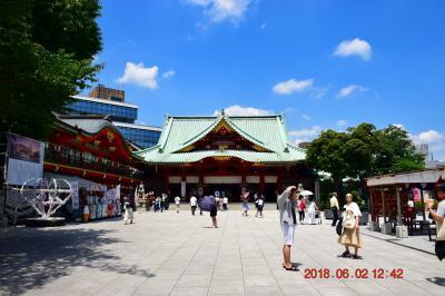 【東京散策85-2】 東京十社めぐり六社目 神田神社とアキバをぶらっと・・・