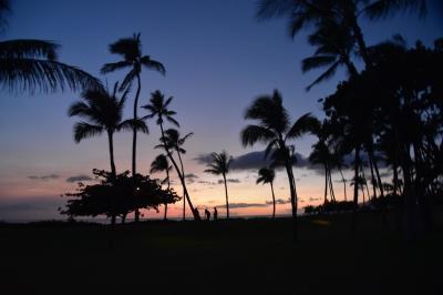 Hawaii Ko Olinaへ来ました なんとなくハワイ島ワイコロアのような感じです。